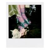 Polaroid Originals - Pellicole Colorate per SX-70 - Frame Bianco Classico - Film per Polaroid SX-70 Camera
