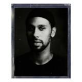 Polaroid Originals - Pellicole Bianco e Nero per 8x10 - Frame Nero - Film per Polaroid 8x10 Camera