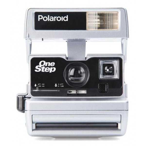 Polaroid Originals - Polaroid 600 Camera - One Step Close Up - Silver - Vintage Cameras - Polaroid Originals Camera
