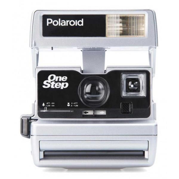 Polaroid Originals - Polaroid 600 Camera - One Step Close Up - Silver - Vintage Cameras - Polaroid Originals Camera