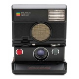 Polaroid Originals - Fotocamera Polaroid 600 - SLR 680 - Nera - Fotocamera Vintage - Fotocamera Polaroid Originals