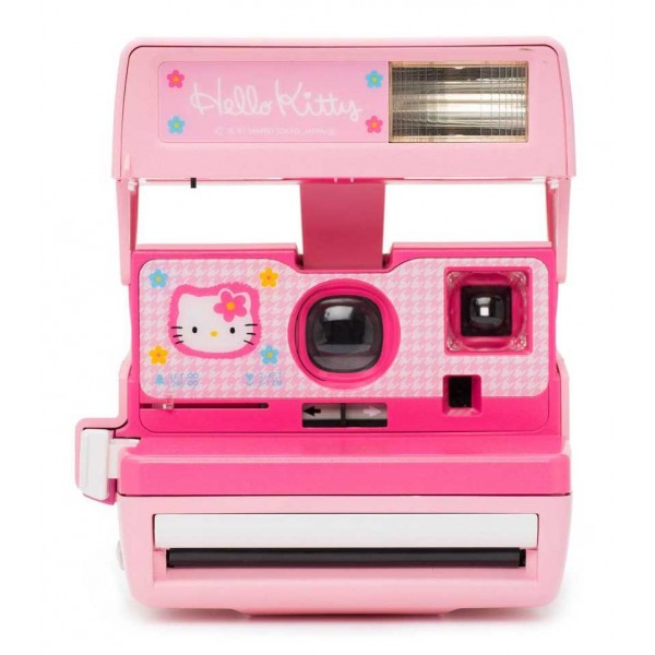 Polaroid Originals - Fotocamera Polaroid 600 - One Step Close Up - Hello Kitty - Fotocamera Vintage - Polaroid Originals