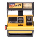 Polaroid Originals - Fotocamera Polaroid 600 - Square - Job Pro - Fotocamera Vintage - Fotocamera Polaroid Originals