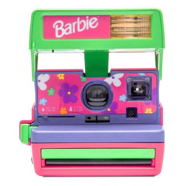 Polaroid Originals - Polaroid 600 Camera - One Step Close Up - Barbie - Vintage Cameras - Polaroid Originals Camera