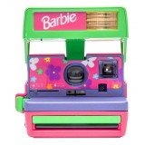 Polaroid Originals - Fotocamera Polaroid 600 - One Step Close Up - Barbie - Fotocamera Vintage - Polaroid Originals