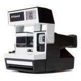 Polaroid Originals - Polaroid 600 Camera - Two Tone - Penguin - Vintage Cameras - Polaroid Originals Camera