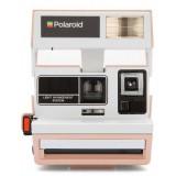 Polaroid Originals - Fotocamera Polaroid 600 - Two Tone - Flamingo - Fotocamera Vintage - Fotocamera Polaroid Originals