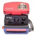 Polaroid Originals - Fotocamera Polaroid 600 - Spice Cam - Nera - Fotocamera Vintage - Fotocamera Polaroid Originals