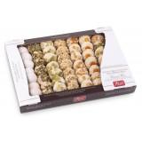Pistì - Paste di Mandorla Sicilia Gran Mix - Fine Pasticceria in Vassoio Elegance Finestrato