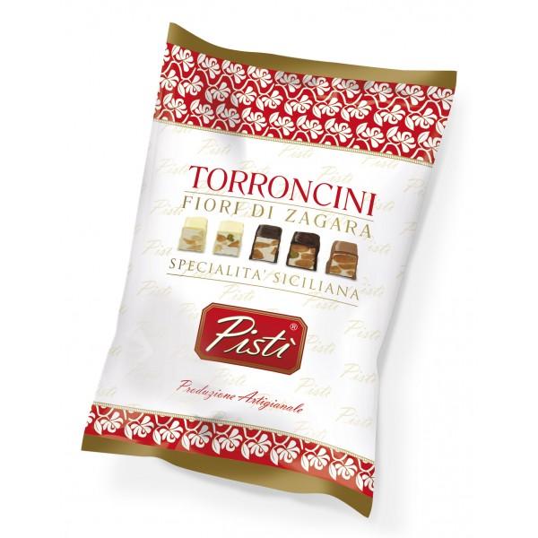Pistì - Soft Nougat Assorted Zagara Flower - Fine Pastry in Pillow Envelope