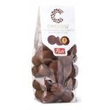 Pistì - Chiccosi - Chicci di Nocciole Ricoperti di Cioccolato al Latte - Fine Pasticceria Incartata a Mano