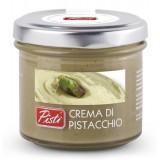 Pistì - Crema Spalmabile al Pistacchio - Bronte Sicilia - Crema Artigianale - In Vasetto di Vetro Premium - 90 g