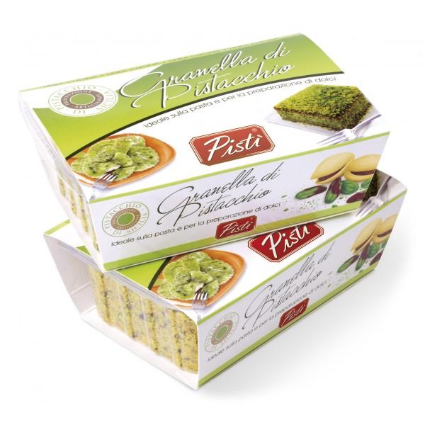 Pistì - Pistachio Flour - Bronte Sicily - Artisan Grains - In Bowl