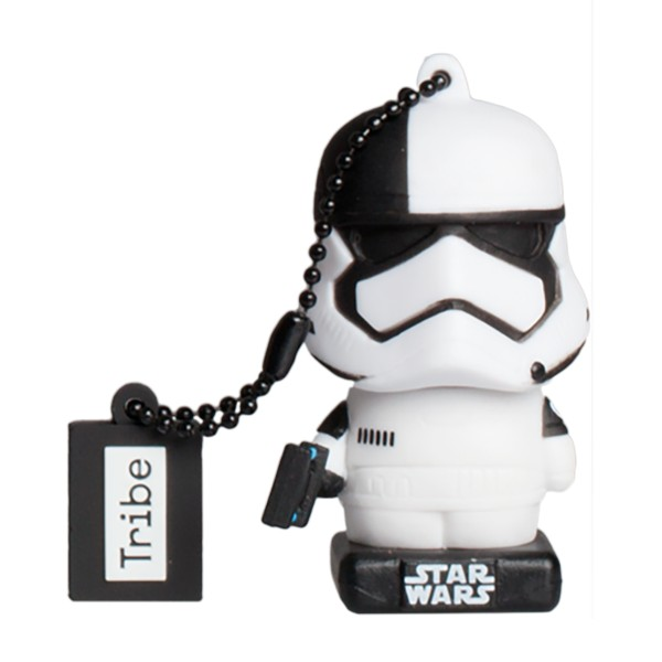 Tribe - Executioner Trooper - Star Wars - The Last Jedi - USB Flash Drive Memory Stick 16 GB - Pendrive - Data Storage