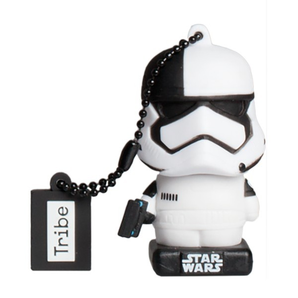 Tribe - Executioner Trooper - Star Wars - L'Ultimo Jedi - Chiavetta Memoria USB 16 GB - Pendrive - Archivio Dati - Flash Drive