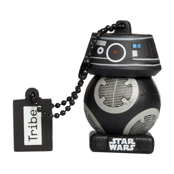 Tribe - First Order BB Unit - Star Wars - L'Ultimo Jedi - Chiavetta di Memoria USB 16 GB - Pendrive - Archivi Dati - Flash Drive