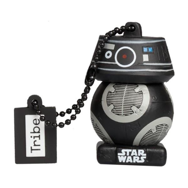 Tribe - First Order BB Unit - Star Wars - L'Ultimo Jedi - Chiavetta di Memoria USB 16 GB - Pendrive - Archivi Dati - Flash Drive