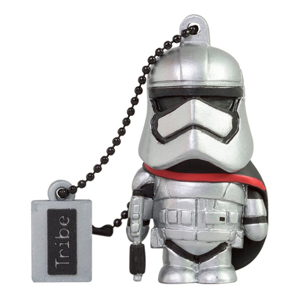 Tribe - Capitan Phasma - Star Wars - The Force Awakens - USB Flash Drive Memory Stick 16 GB - Pendrive - Data Storage