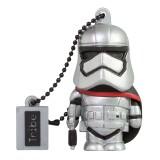 Tribe - Capitan Phasma - Star Wars - Il Risveglio della Forza - Chiavetta Memoria USB 16 GB - Pendrive - Archivio Dati - Flash