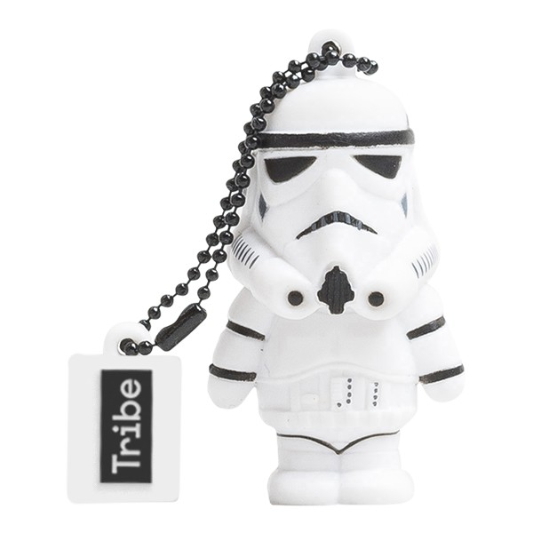 Tribe - Stormtroopers - Star Wars - USB Flash Drive Memory Stick 16 GB - Pendrive - Data Storage - Flash Drive