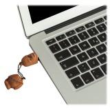 Tribe - Chewbacca - Star Wars - Chiavetta di Memoria USB 16 GB - Pendrive - Archiviazione Dati - Flash Drive