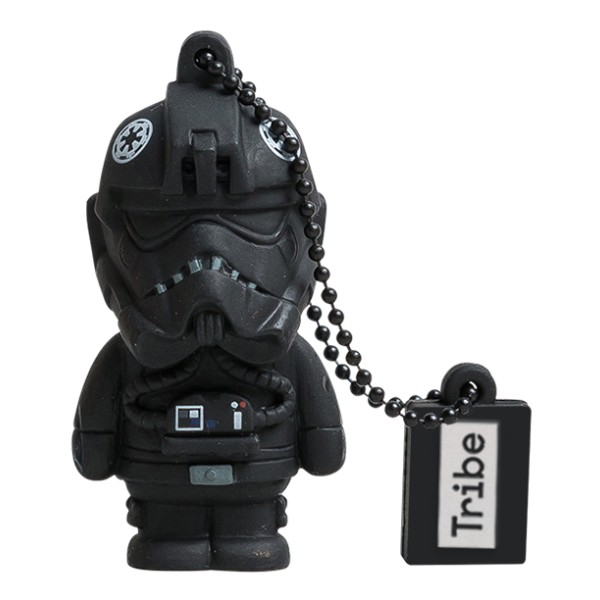 Tribe - Tie Fighter Pilot - Star Wars - Chiavetta di Memoria USB 16 GB - Pendrive - Archiviazione Dati - Flash Drive