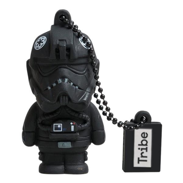 Tribe - Tie Fighter Pilot - Star Wars - Chiavetta di Memoria USB 16 GB - Pendrive - Archiviazione Dati - Flash Drive