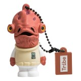 Tribe - Admiral Ackbar - Star Wars - Chiavetta di Memoria USB 16 GB - Pendrive - Archiviazione Dati - Flash Drive