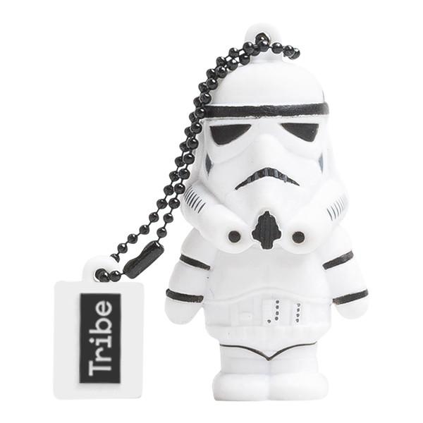 Tribe - Stormtroopers - Star Wars - Chiavetta di Memoria USB 8 GB - Pendrive - Archiviazione Dati - Flash Drive