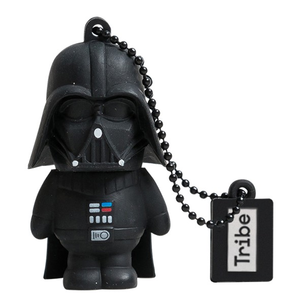 Tribe - Darth Vader - Star Wars - USB Flash Drive Memory Stick 8 GB - Pendrive - Data Storage - Flash Drive