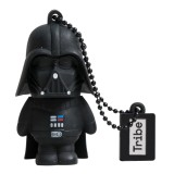 Tribe - Darth Vader - Star Wars - Chiavetta di Memoria USB 8 GB - Pendrive - Archiviazione Dati - Flash Drive
