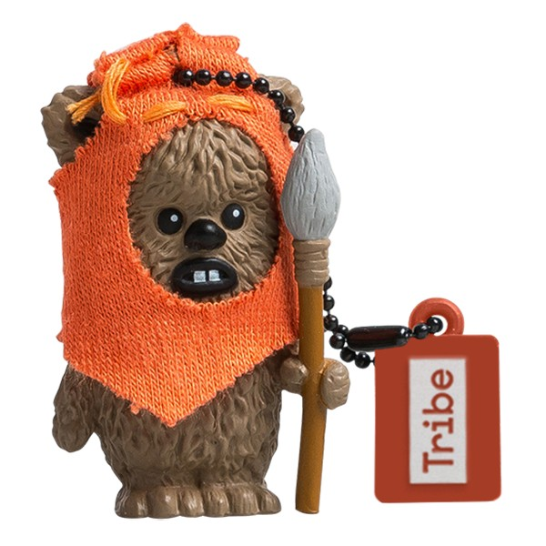 Tribe - Wicket - Star Wars - USB Flash Drive Memory Stick 8 GB - Pendrive - Data Storage - Flash Drive