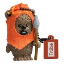 Tribe - Wicket - Star Wars - Chiavetta di Memoria USB 8 GB - Pendrive - Archiviazione Dati - Flash Drive