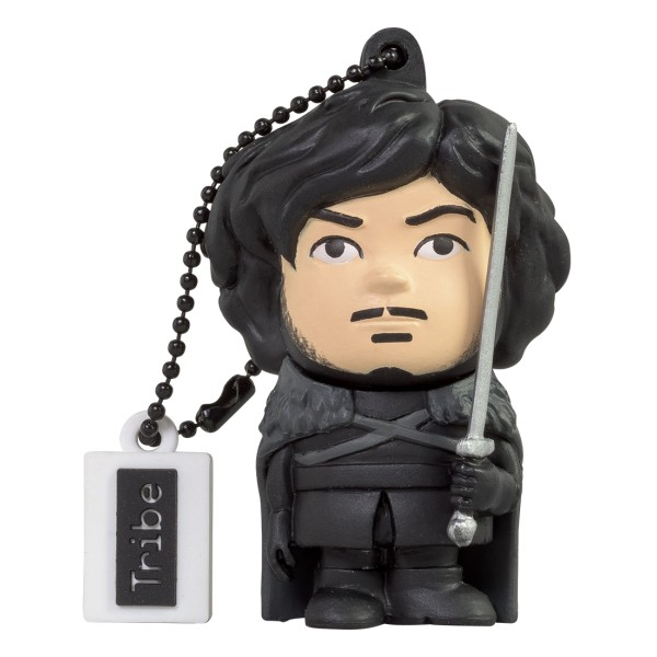 Tribe - John Snow - Game of Thrones - USB Flash Drive Memory Stick 16 GB - Pendrive - Data Storage - Flash Drive
