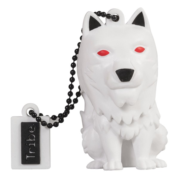 Tribe - Direwolf - Game of Thrones - USB Flash Drive Memory Stick 16 GB - Pendrive - Data Storage - Flash Drive