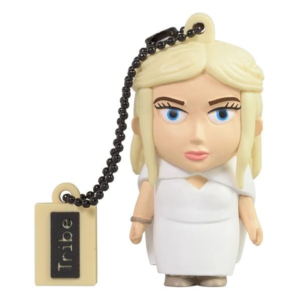 Tribe - Daenerys - Trono di Spade - Chiavetta di Memoria USB 16 GB - Pendrive - Archiviazione Dati - Flash Drive