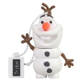 Tribe - Olaf - Frozen - Disney - Chiavetta di Memoria USB 16 GB - Pendrive - Archiviazione Dati - Flash Drive