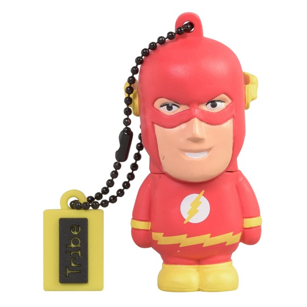 Tribe - Flash - DC Comics - Chiavetta di Memoria USB 16 GB - Pendrive - Archiviazione Dati - Flash Drive