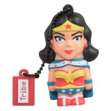 Tribe - Wonder Woman - DC Comics - Chiavetta di Memoria USB 8 GB - Pendrive - Archiviazione Dati - Flash Drive
