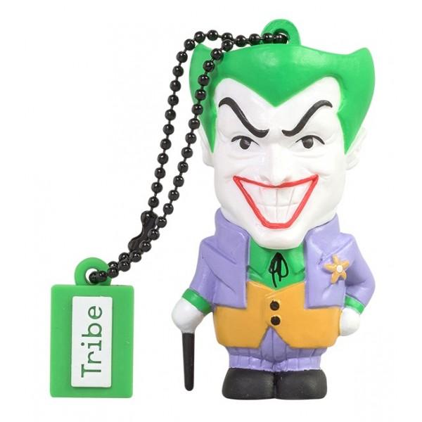 Tribe - Joker - DC Comics - Chiavetta di Memoria USB 8 GB - Pendrive - Archiviazione Dati - Flash Drive