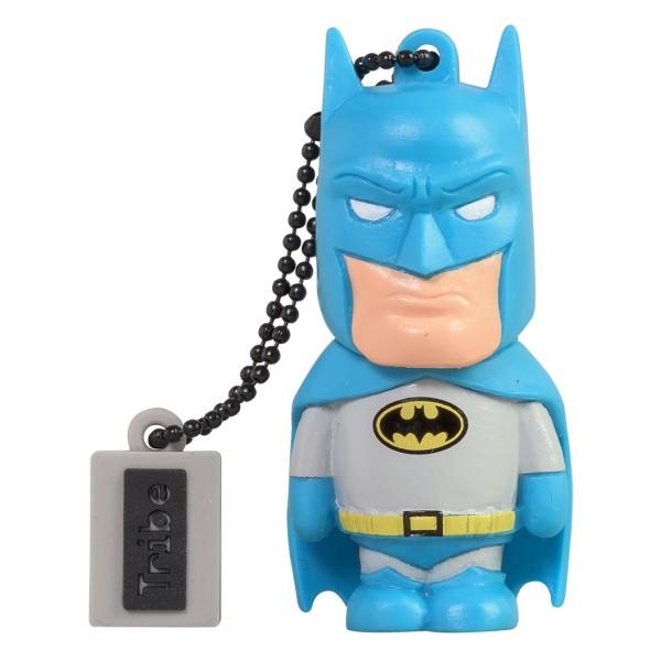 Tribe - Batman - DC Comics - Chiavetta di Memoria USB 8 GB - Pendrive - Archiviazione Dati - Flash Drive