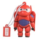 Tribe - Armored Baymax - Big Hero 6 - Pixar - Chiavetta di Memoria USB 16 GB - Pendrive - Archiviazione Dati - Flash Drive