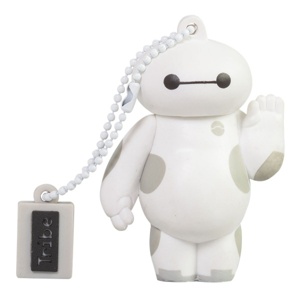Tribe - Baymax - Big Hero 6 - Pixar - Chiavetta di Memoria USB 16 GB - Pendrive - Archiviazione Dati - Flash Drive