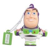 Tribe - Buzz Lightyear - Toy Story - Pixar - Chiavetta di Memoria USB 16 GB - Pendrive - Archiviazione Dati - Flash Drive
