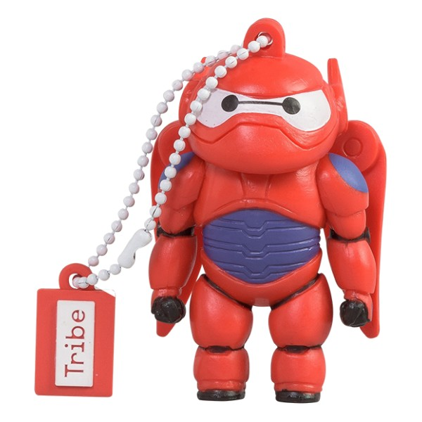 Tribe - Armored Baymax - Big Hero 6 - Pixar - Chiavetta di Memoria USB 8 GB - Pendrive - Archiviazione Dati - Flash Drive