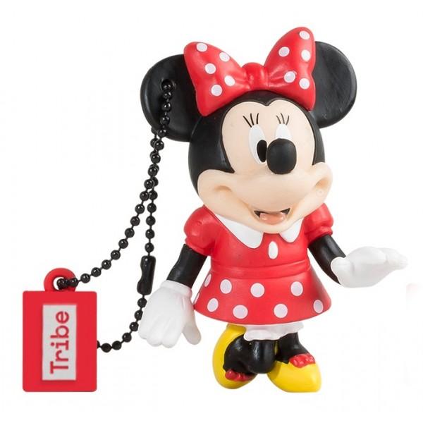 Tribe - Topolina - Disney - Chiavetta di Memoria USB 16 GB - Pendrive - Archiviazione Dati - Flash Drive