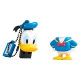 Tribe - Paperino - Disney - Chiavetta di Memoria USB 16 GB - Pendrive - Archiviazione Dati - Flash Drive