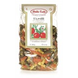 Dalla Costa - Fusilli Tricolor - Oregano and Tomato