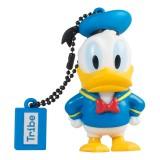 Tribe - Paperino - Disney - Chiavetta di Memoria USB 8 GB - Pendrive - Archiviazione Dati - Flash Drive