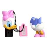 Tribe - Paperina - Disney - Chiavetta di Memoria USB 8 GB - Pendrive - Archiviazione Dati - Flash Drive
